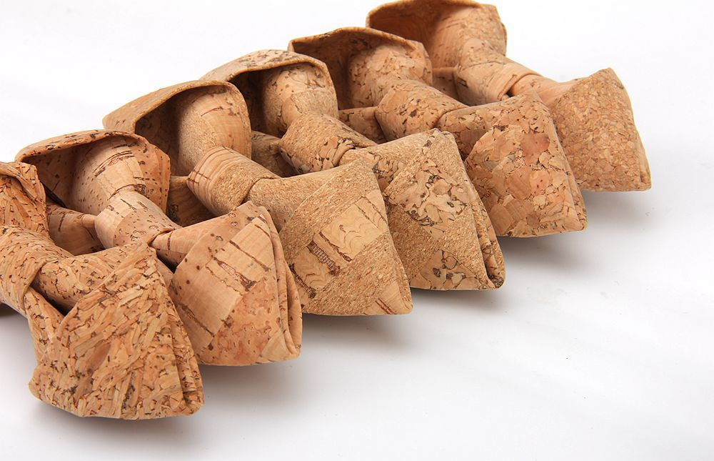 New Handmade Wooden Cork Bamboo Bow Tie Bowtie Men's Cravat 68