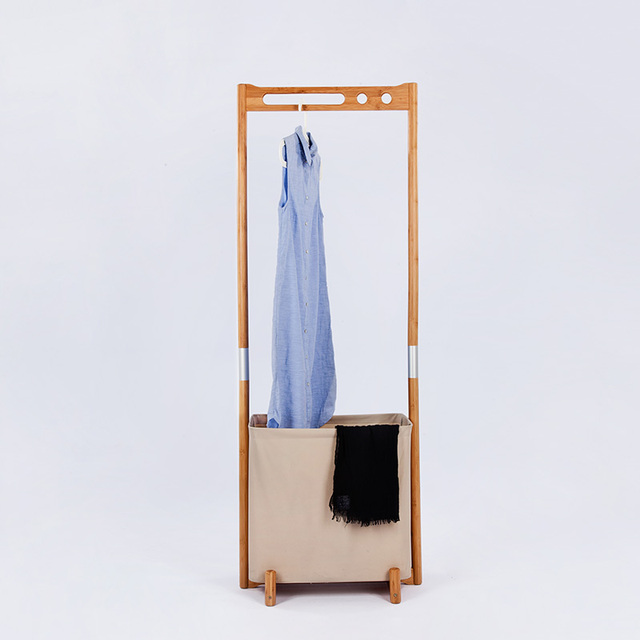 aliexpress.com : acquista zen's vestiti di bambÙ rack stand ... - Appendiabiti Da Camera Da Letto