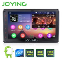 JOYING 2GB 32GB Android 6 0 Universal Single 1 DIN 7 Car Radio Stereo Quad Core