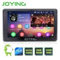 JOYING 2GB 32GB Android 6 0 Universal Single 1 DIN 7 Car Radio Stereo Quad Core