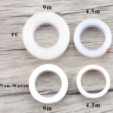 Wholesale breathable easy to tear Medical Tape/White Silk Paper Under Patches Eyelash Extension Supply Eyelash Extension Tape