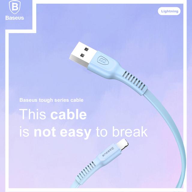Plochý USB kábel pre iPhone