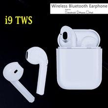 I9 mini Bluetooth наушники спортивные наушники беспроводные наушники в наушники телефонные наушники для apple iphone Android