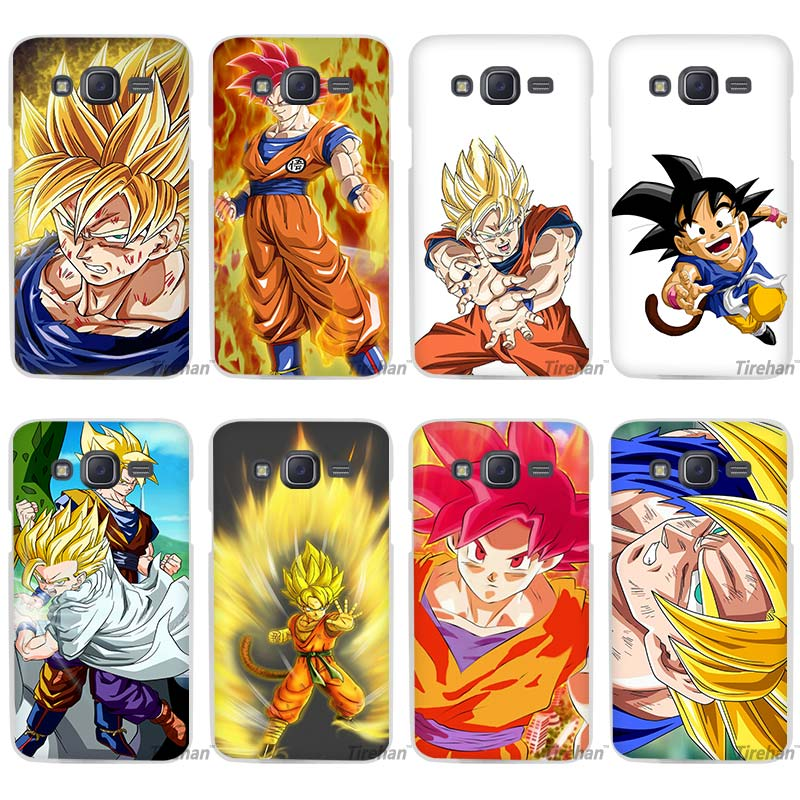 Cellphones & Telecommunications Anime Case For Samsung Galaxy J1 J2 J3 J5 J7 2016 2017 Emerge Clear Hard Pc Coque Cover Phone Shell Hot Sale Dragon Ball Z Goku Fast Color