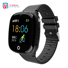 Smart Watch Android for Kids IP67 Waterproof GPS Smartwatch SOS Voice Chat Remote Monitor Camera Watch Clock Wearable Device