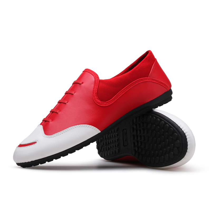 shoes men fashion casual pu Leather slip on business brand men dress - Men's Shoes - Photo 4