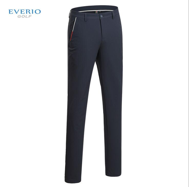 Sportswear Golf-Trousers Summer New Men Spring Quick-Drying Comfortable Slim And Men's
