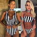 2017 Women New Fashion Hollow Out Backless Sexy Deep V Neck Spaghetti Strap Romper Basic Bodysuit