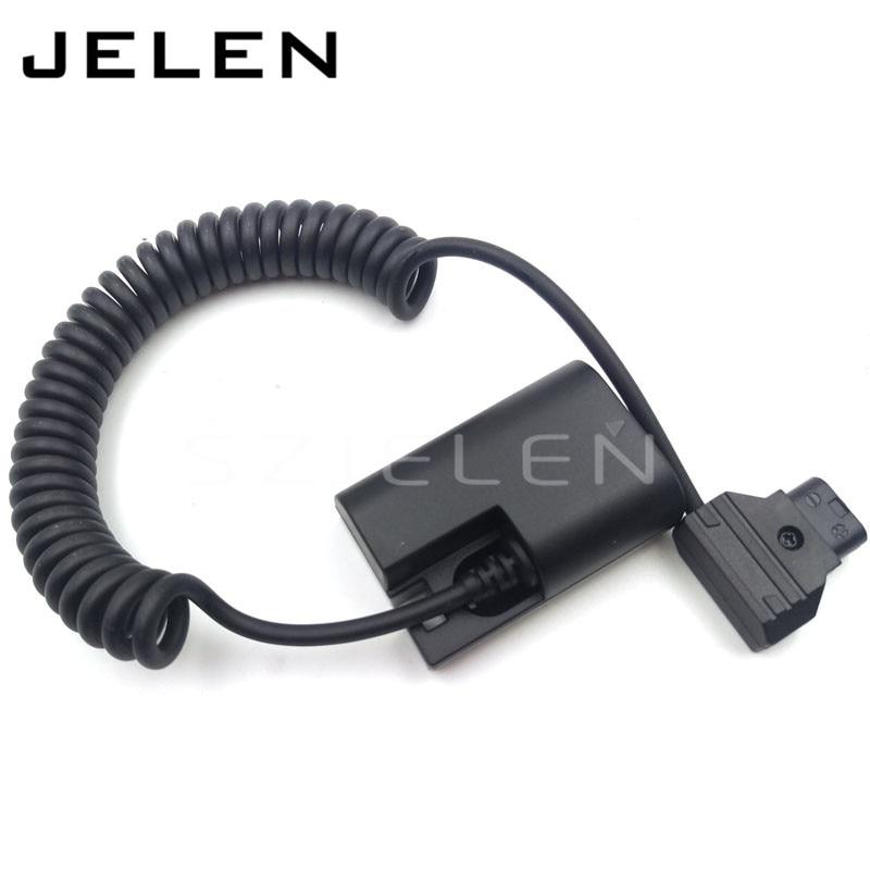 קנה smallhd 502 - SmallHD 502/702 Monitor power cable,    LP-E6 Power Coupler DC Dummy Battery for Canon 5D markII 7D 60D DSLR Camera