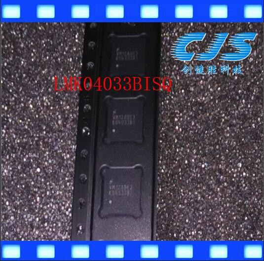 100% New Original LMK04033BISQ LMK04033BISQ/NOPB VM12ABE3 LMK04033BISQE  WQFN-48
