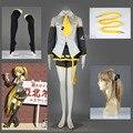 Akita Neru Cosplay Anime Vocaloid Athemis Eu Meninas Vestem Conjunto Completo Fascinante Preto Saia Plissada Frete Grátis