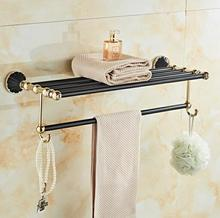 Buy Black Gold Bathroom And Get Free Shipping On Aliexpress Com