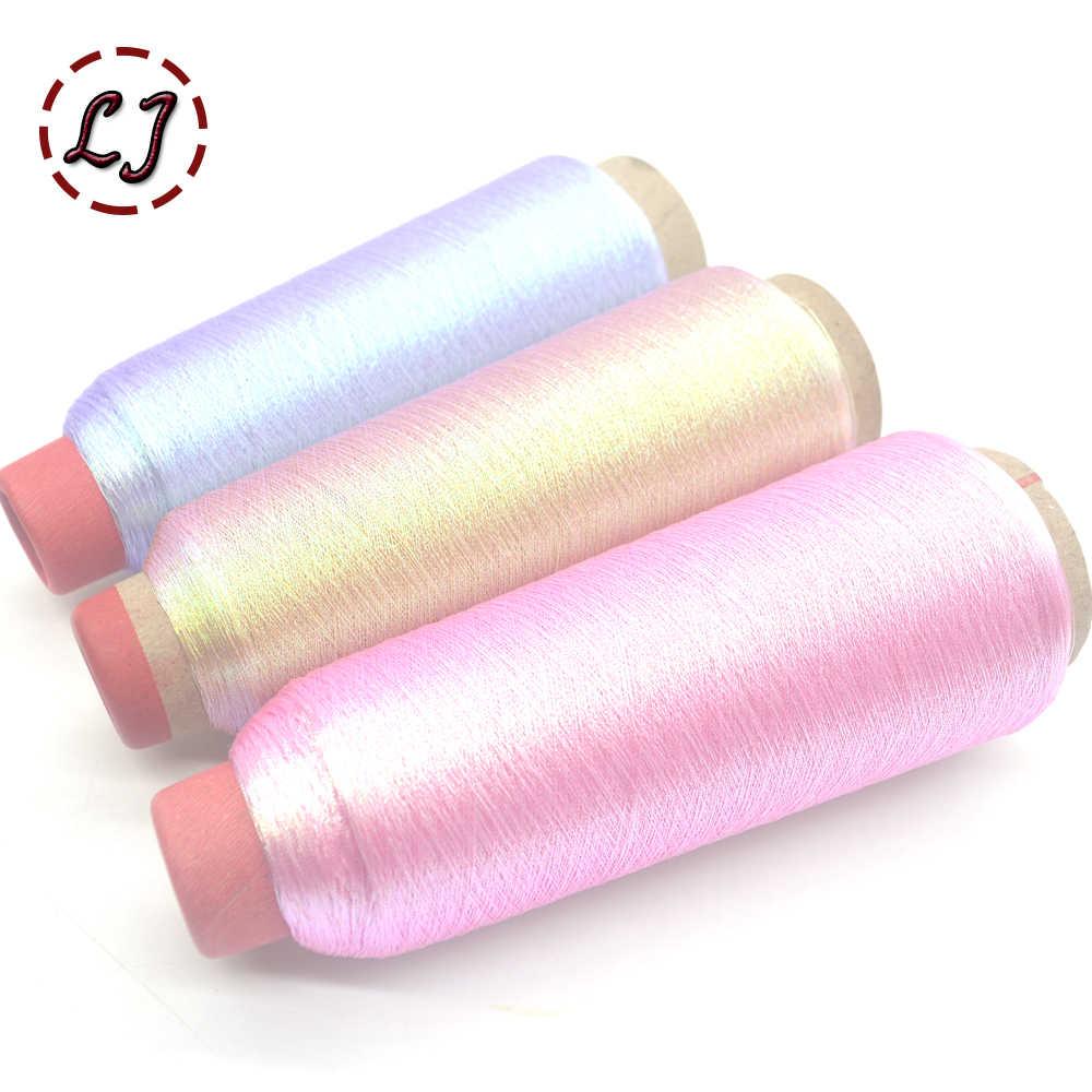 Горячая Распродажа 3200 м/рулон DMC металлик вышивка пряжа для вязания крючком вышивка крестиком металлическая нить нитей аксессуары для шитья diy