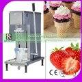 CE утвержден 304 нержавеющая сталь вихревой заморозки йогурт миксер машина