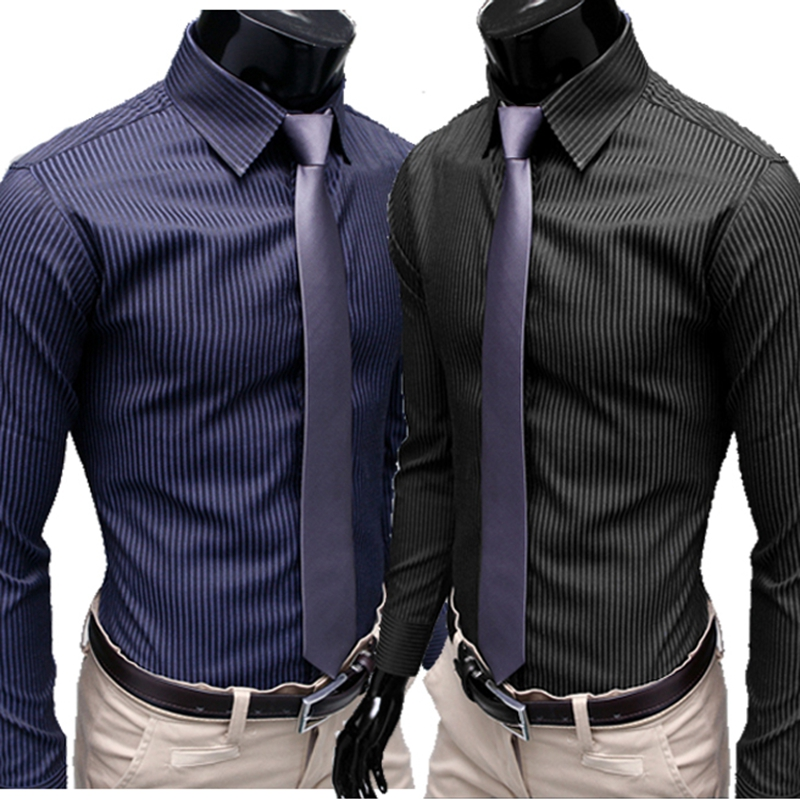 Online Get Cheap Dress Shirt Black -Aliexpress.com  Alibaba Group