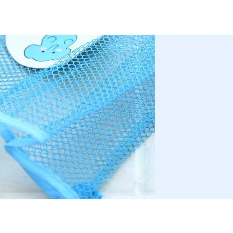 Child Bath Toy Storage Bag Organiser Net Suction Baskets Kids Baby Bathroom Mesh Bag