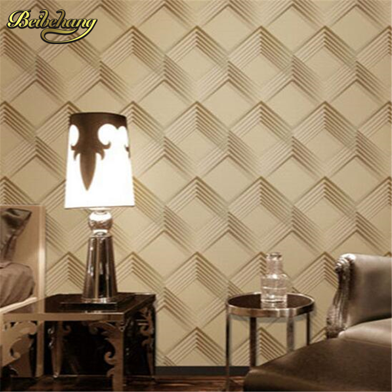 beibehang papel de parede,IPL Continental3D wallpaper living room covered with diamond wallpaper for walls 3 d ,wall paper diamond wallpaper for walls 3 d mural wallpapers wall decor textile for living room diamond wall paper gold blue coffee