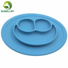 Silicone Kids Dinner Mat
