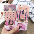 Fashion Cartoon Wes Grand Budapest Hotel Cover For iphone 6 Case For iphone 6S 6 Plus Hard PC Cover Protect Fundas Capa Coque