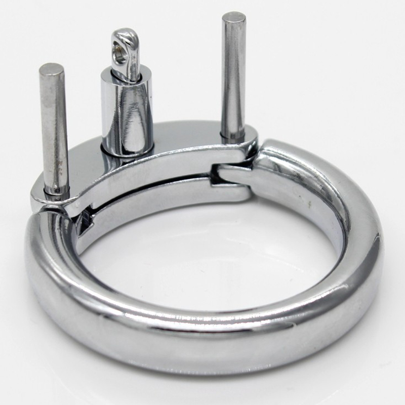 Male Chastity Belt Adult Cock Cage Metal Cock Ring CB6000 Accessories Sex Toys For Man