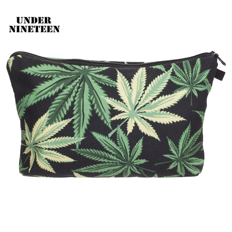 Under Nineteen 2017 New Fashion Travel Makeup Bag Large Capacity Cosmetic Bag Neceser Toiletry Bath Storage Pouch Ladies Gifts