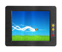 Heißer verkauf industriellen pc 12 touch ein stück maschine 10 tablet 15 fan gürtel touch host serielle schnittstelle lüfterloses design