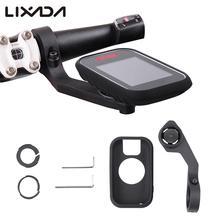 Dla GPS Polar V650 drogowy komputer rowerowy GPS Protect Case silikonowy komputer rowerowy zestaw montażowy do kierownicy 31.8mm lub 25.4mm