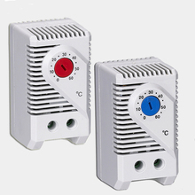 10 Pieces (KTS011 normally open) (KTO011 closed) Mini Temperature Controller Connect Thermostat (0~60 degree)