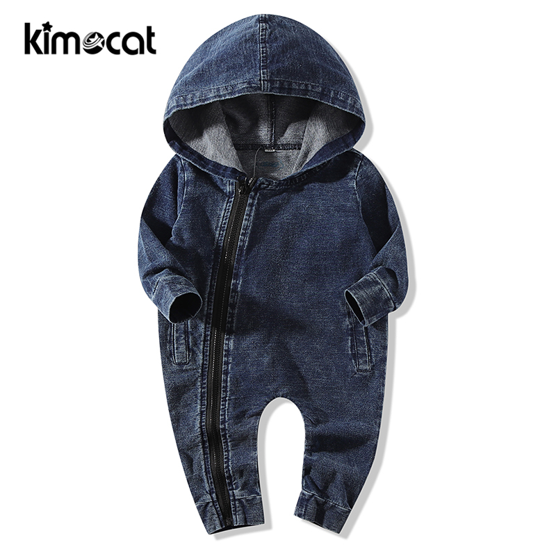 Kimocat Baby Boy Clothes Infant Lucky Child Onesie Baby Clothes Newborn Jumpsuits Organic Cotton Pasgeboren Baby Kleding   Rompers
