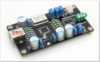 Assembly PCM2706 USB Headphone DAC ES9023 HI-FI Zero Noise Decoding Board Sound Card