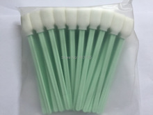 200 pcs Clean Swab (Sponge stick) for Roland Mimaki Mutoh Large format Inkjet Printer Epson Solvent DX4 DX5 PrintHead