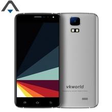 2017 nueva Vkworld S3 teléfono celular 5.5 pulgadas Quad Core RAM 1G ROM 8G 2800 mAh 8MP HD Android 7.0 pantalla capacitiva 3G teléfono inteligente