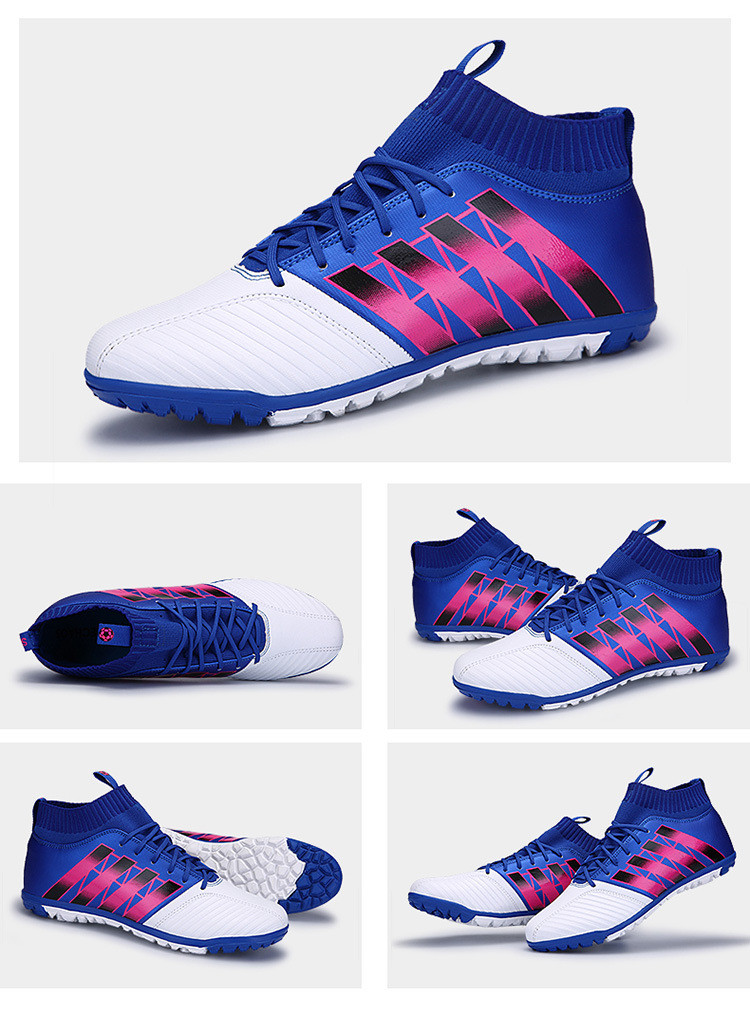 5692ecee22832 zhenzu Eur size 35-44 Men Kids Superfly Original High Ankle Football Boots  Turf Cheap ...