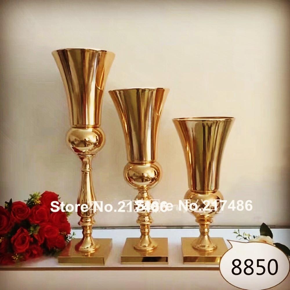 52cm Tall Wholesale Cheap Heavy Large Floor Sliver Mental Flower Vases Vases Wholesalers Vases Largevases Cheap Aliexpress