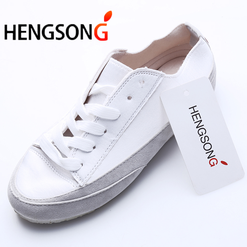 Sneakers casual beige per donna Hengsong cAfy6LZj