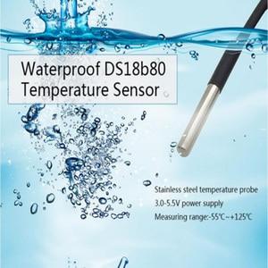 Image 3 - Sonoff חכם בית עמיד למים Sonoff חיישן טמפרטורת לחות משדר עבור TH10/TH16 מתג חדש