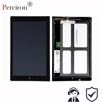 New 10.1'' inch 1280*800 For Lenovo Yoga B8000 New LCD Display + touch Panel Screen Monitor Repair Replacement free shipping