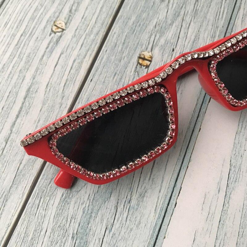 Uv400 Zaolihu Di Rosso De Fatti Donne Da Raffreddare A Mens Occhiali Samll Sol M60 Mano Vista Oculos Diamante Sole Telaio Retro Cristallo rvqzY6rw
