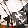 2017 New Women s Fashion Butterfly Flower Printing Shoulder Bags Tote Purse  Handbag Package Top Quality Free ca57137214f4f