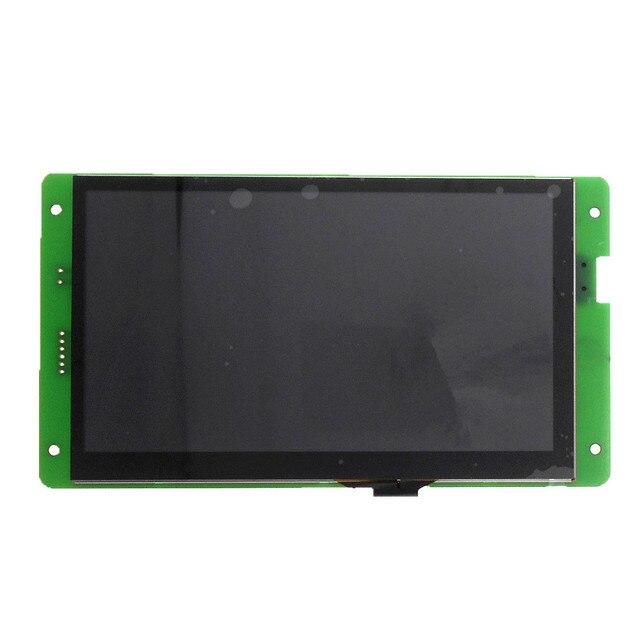 DMT10600C070_07W 7 дюймовый последовательный экран HD IPS экран RTC сенсорный экран музыкальный плеер DMT10600C070_07WT DMT10600C070_07WTR
