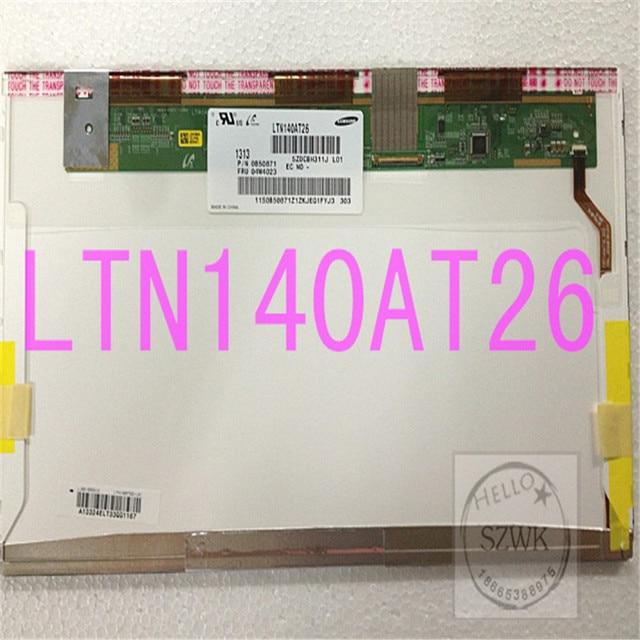 14.0 pulgadas LED a estrenar LTN140AT22 LTN140AT26 LTN140AT07 LTN140AT01 LTN140AT02 LTN140AT04laptop pantalla lcd