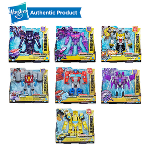 Image 5 - Hasbro Transformers Cyberverse oyuncaklar 7.5 inç Starscream Grimlock Slipstream Shockwave Optimus Prime Bumblebee gölge forvet