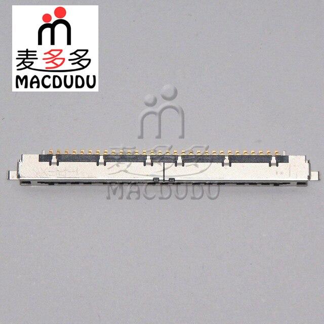 10 pcs/Lot x nouveau I-PEX 30 broches LCD LED LVDS câble connecteur pour iMac 27