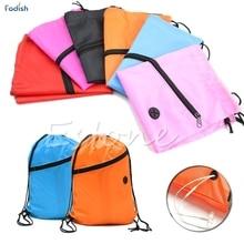 S Home New Liberty Drawstring Headset Tote Sack School Bag Bookbag Sport  Pack Backpack MAR4