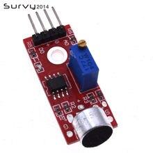 1 шт встроенный микрофон датчик обнаружения для arduino avr