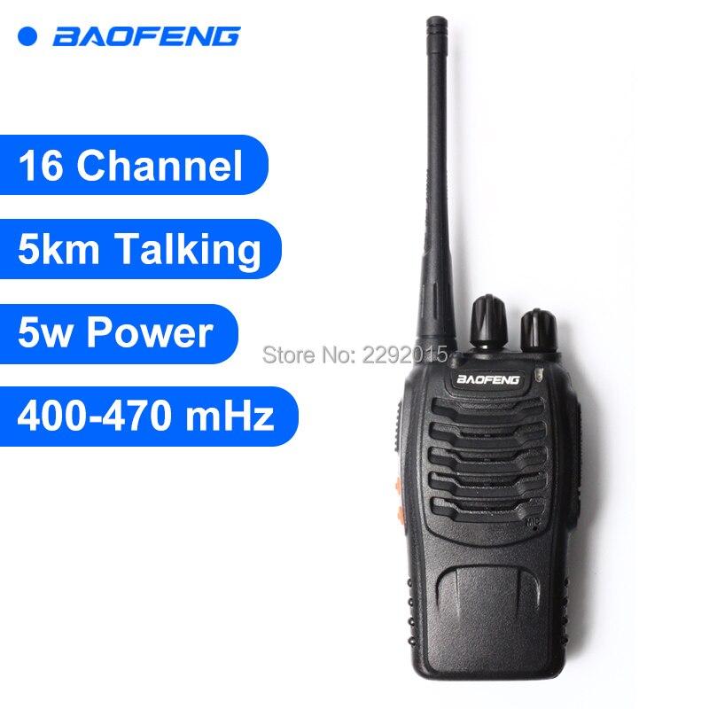 Baofeng BF 888 s talkie walkie En Gros deux way radio BF-888S 777 S Portable JAMBON Sans Fil Communiquer D'alarme