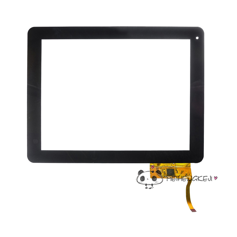 New 9.7 Inch Touch Screen Digitizer Glass Sensor Panel For DNS AirTab M973G 300-L4567K-B00 Free Shipping black original 5 7 dns s5701 reddot touchscreen touch screen panel digitizer glass sensor free shipping