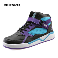 Men Basketball Sports Sneakers Air Damping High Top Breathable Trainers Leather Shoes Men Outdoor Jordan Shoes