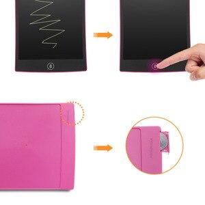 Image 5 - NEWYES Tableta portátil de escritura LCD de 8,5 pulgadas, tableta de dibujo Digital, almohadillas de escritura a mano, tableta tipo pizarra electrónica, tablero ultrafino
