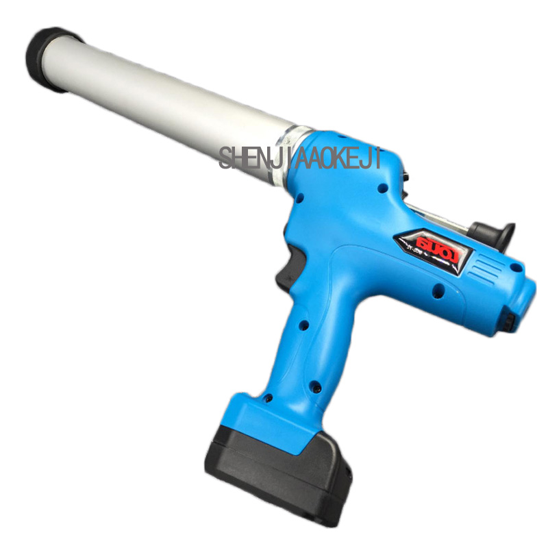 NEW DCG-72 Portable electric glue gun 7.2V rechargeable lithium battery dual-use glue gun soft  hard glass glue tool  1PC